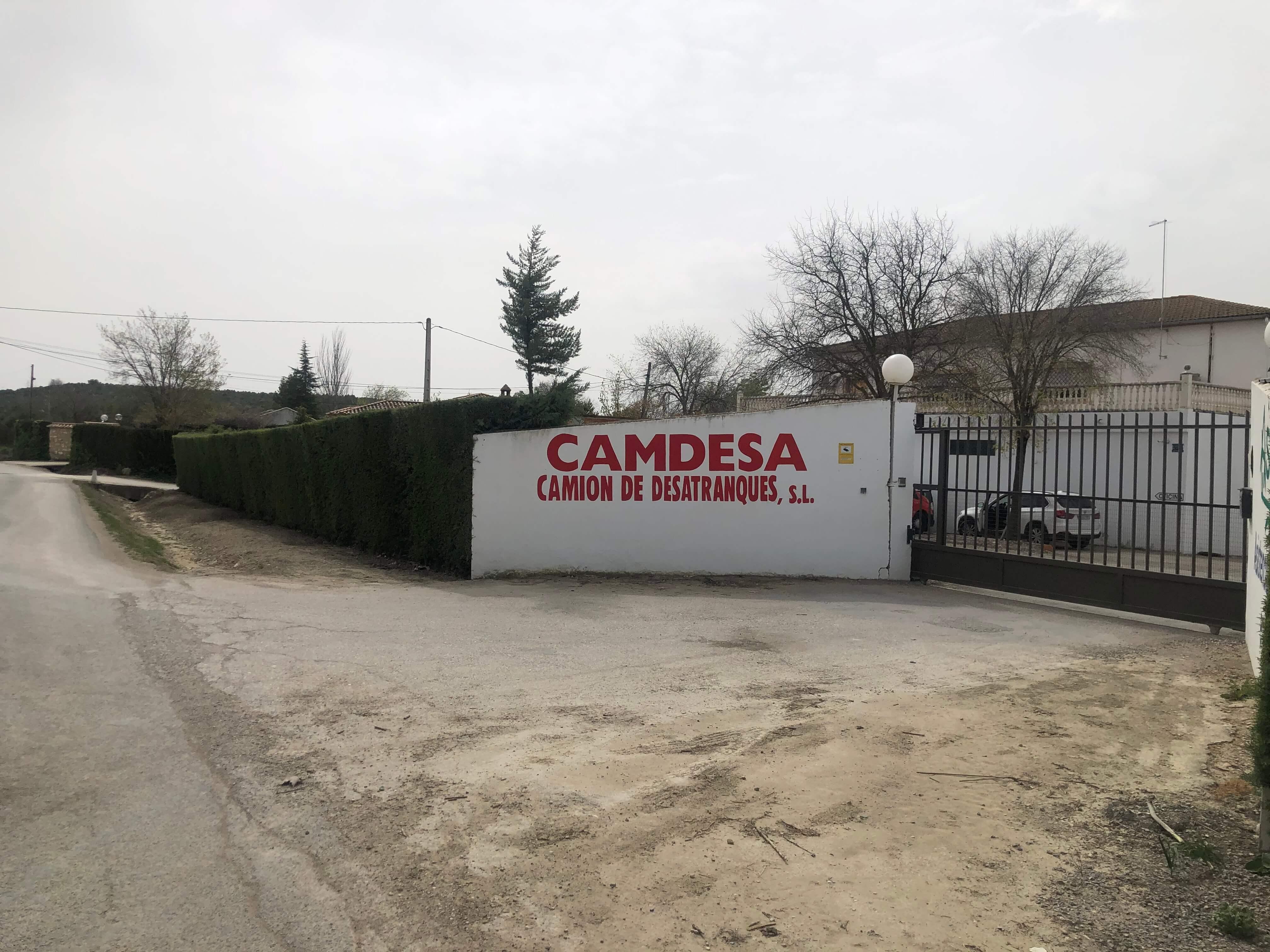 Sede principal Camdesa