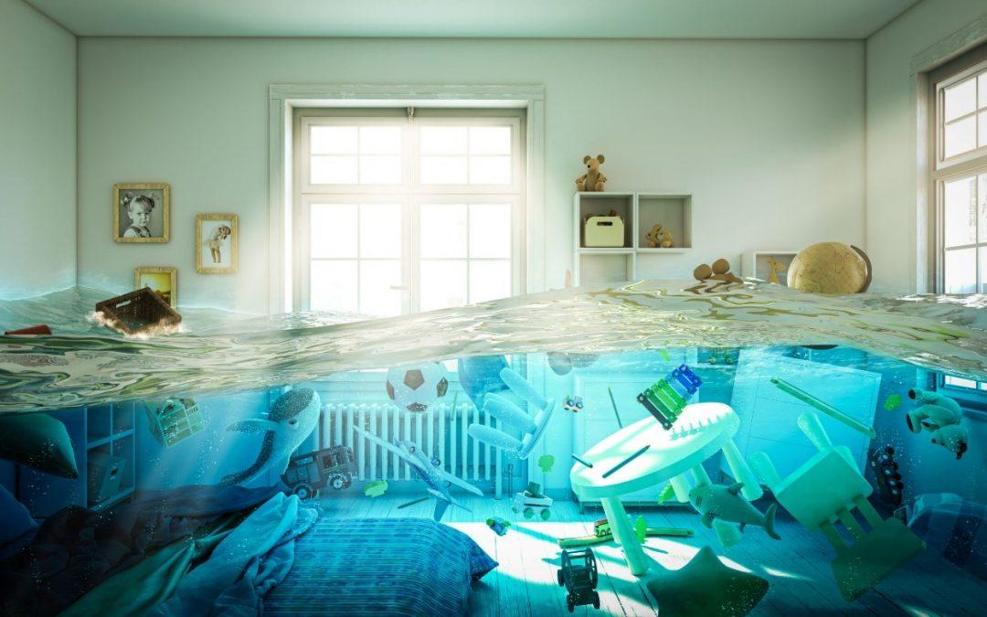 Evita inundaciones en casa con estos consejos